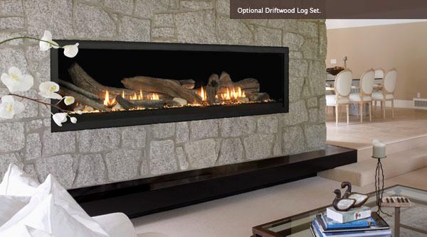 Majestic Aura Fireplace - Monessen Fireplaces - Southern Utah Fireplaces