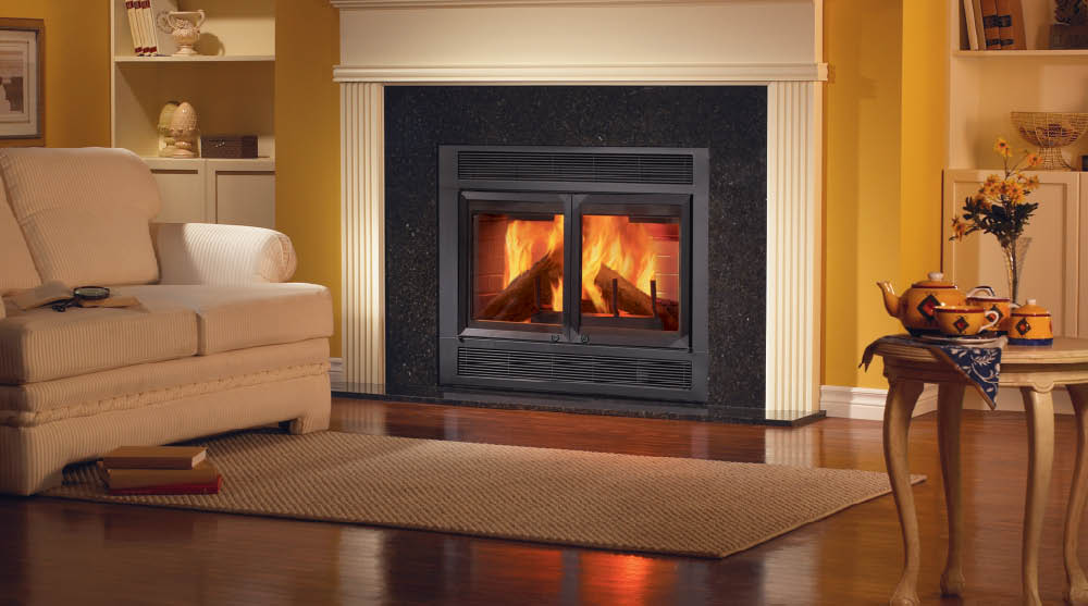 Fireplace Design high efficiency fireplace insert : High Efficiency Wood Burning Fireplace | Show Home Design
